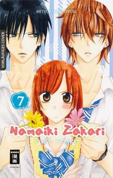 Namaiki Zakari - Frech verliebt 07 - Miyuki Mitsubachi  [Taschenbuch]