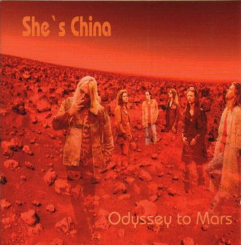 She´s China - Odyssey to Mars