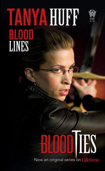 Blood Lines (BLOOD SERIES) - Tanya Huff