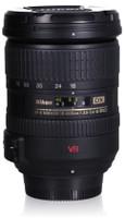 Nikon AF-S DX NIKKOR 18-200 mm F3.5-5.6 ED G IF VR 72 mm Objectif (adapté à Nikon F) noir