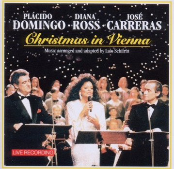 Plácido Domingo - Christmas in Vienna Vol. 1