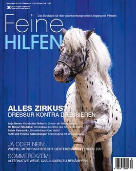 Feine Hilfen, Ausgabe 30 - Verlag Cadmos  [Taschenbuch]