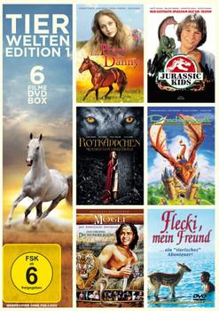 Tierwelten Edition 1 [2 Discs]