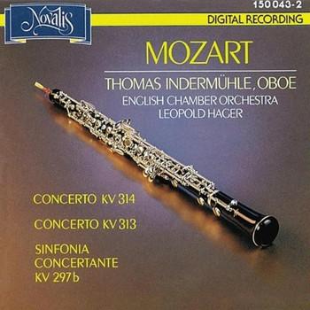 l. Hager - Concerto KV 313+314/Sinf.C