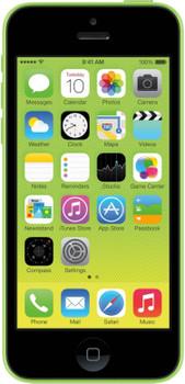 Apple iPhone 5c 16GB verde