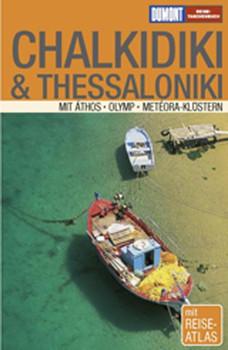 DuMont Reise-Taschenbuch Chalkidiki & Thessaloniki - Klaus Bötig
