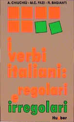 I verbi italiani: regolari e irregolari. (Lernmaterialien)