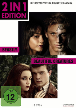 Beastly / Beautiful Creatures [2 in 1 Editon, 2 Discs]