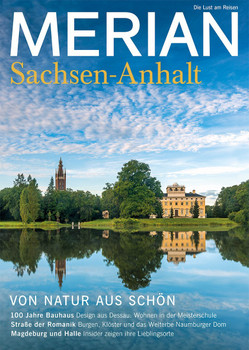 MERIAN Sachsen-Anhalt 09/2018 [Taschenbuch]