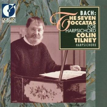 Colin Tilney - Cembalotoccaten Bwv 910-916