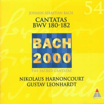 Nikolaus Harnoncourt - Bach 2000 (Kantaten BWV 180-182)