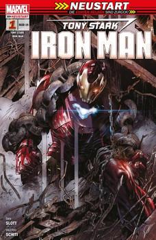 Iron Man - Neustart. Bd. 1 - Dan Slott  [Taschenbuch]