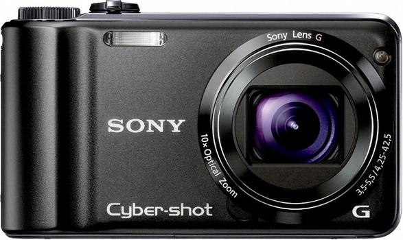 Sony DSC-HX5V negro