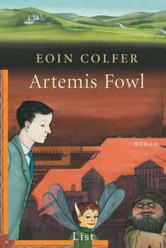Artemis Fowl. Roman - Eoin Colfer  [Taschenbuch]
