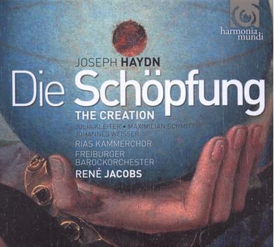 Rias Kammerchor - Die Schöpfung (+Dvd Making of)