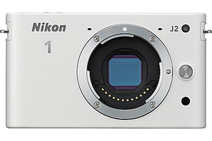 Nikon 1 J2 Caméra System body blanc
