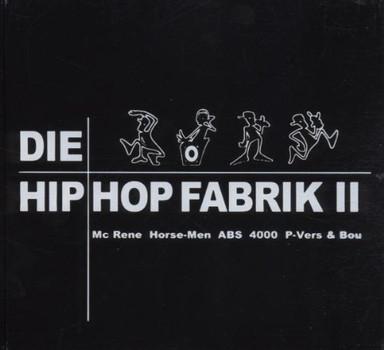 Various - Die Hip Hop Fabrik 2