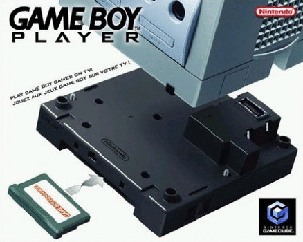 GameCube - Game Boy Player [incl. Disk]