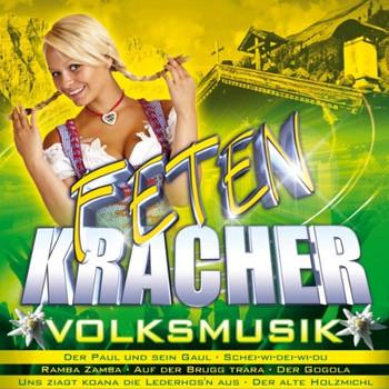 Various - Fetenkracher-Volksmusik
