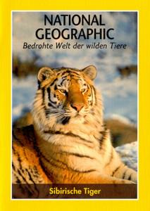 National Geographic Bedrohte Welt Der Wilden Tiere Sibirische