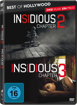 Best of Hollywood - Insidious: Chapter 2 / Insidious: Chapter 3