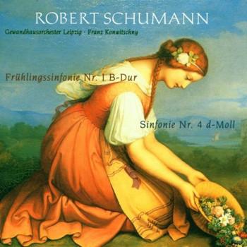 Franz Konwitschny - Sinfonien 1 und 4