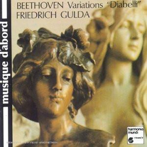 Friedrich Gulda - Diabelli Variationen