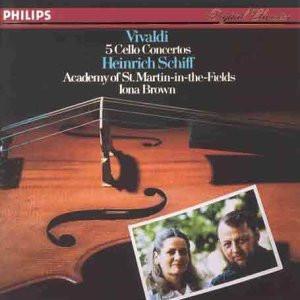 Schiff - Cellokonzerte