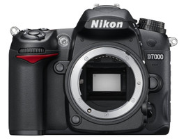 Nikon D7000 Cuerpo negro
