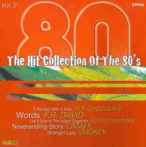 Diverse (Oldies) - Hit Collection of the 80'S