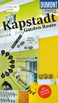 DuMont Direkt Kapstadt, Garden Route [Taschenbuch]