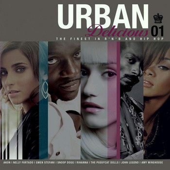 Various - Urban Delicious - the Finest in R&B and Hip Hop