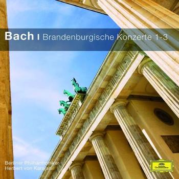 Herbert Von Karajan - Brandenburgische Konzerte 1-3 (Cc)