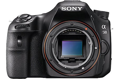 Sony Alpha SLT-A58 body nero