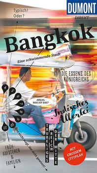 DuMont direkt Reiseführer Bangkok. Mit großem Cityplan - Roland Dusik  [Taschenbuch]