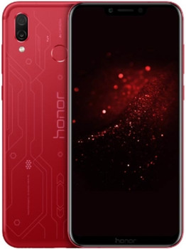 Huawei Honor Play Dual SIM 64Go [Player Edition] rouge
