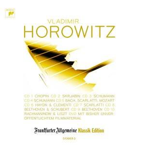 Vladimir Horowitz - F.a.Z Edition: Legendäre Inter