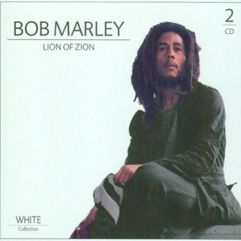 Bob Marley - Lion of Zion,White-Collection 2 CD