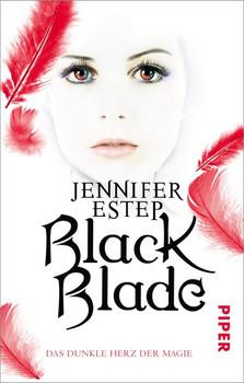 Black Blade. Das dunkle Herz der Magie - Jennifer Estep  [Taschenbuch]