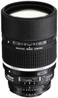 Nikon AF NIKKOR 135 mm F2.0 D DC 72 mm (adapté à Nikon F) noir