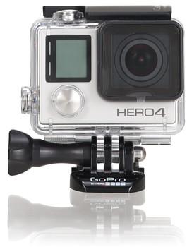 GoPro HERO4 argento Standard