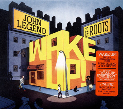 John & the Roots Legend - Wake Up!