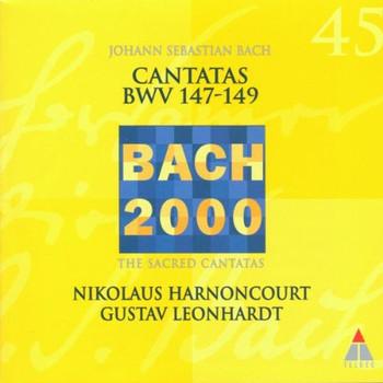 Leonhardt - Bach 2000 (Kantaten BWV 147-149)
