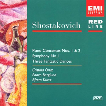 Ortiz - Klavierkonzert 1 und 2 / Sinfonie Nr1