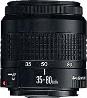 Canon EF 35-80mm F1.4- 5.6 II 52 mm filter (geschikt voor Canon EF) zwart