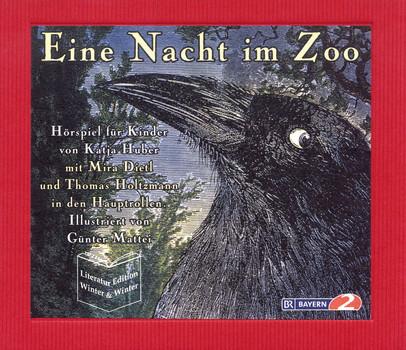 Thomas Holtzmann - Eine Nacht im Zoo