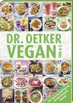 Vegan von A-Z - Dr. Oetker  [Gebundene Ausgabe]
