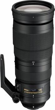 Nikon AF-S NIKKOR 200-500 mm F5.6E ED VR 95 mm Obiettivo (compatible con Nikon F) nero