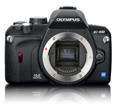 Olympus E-410 Body nero