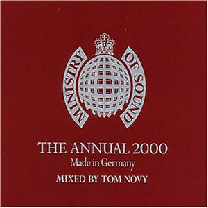 Tom Novy - Ministry of Sound: The Annual 2000 - 2001 (mixed by Tom Novy)